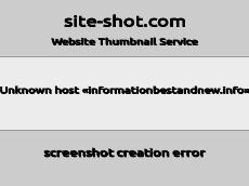 Скриншот для сайта informationbestandnew.info создается...