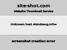 Скриншот для сайта kzndosug.info создается...
