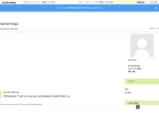 Скриншот для сайта sampmogo.exblog.jp создается...