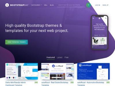 bootstrapbay.com image