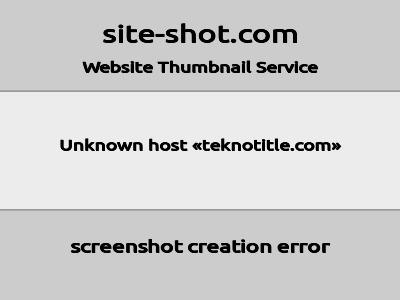 teknotitle.com image