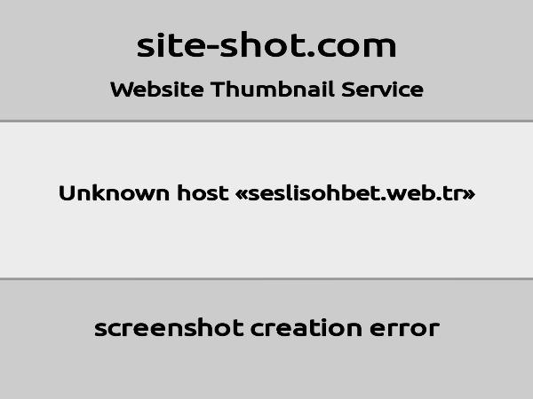 seslisohbet.web.tr image