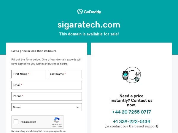 sigaratech.com